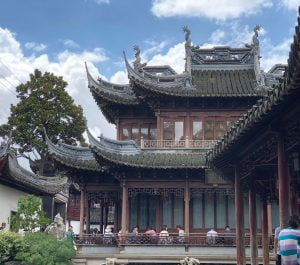 上海旅行記⑤(豫園・上海タワーほか)~5泊6日上海・杭州観光モデルプラン~