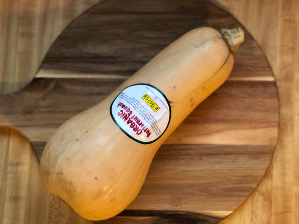 トレーダージョーズが販売するバターナッツスクワッシュ