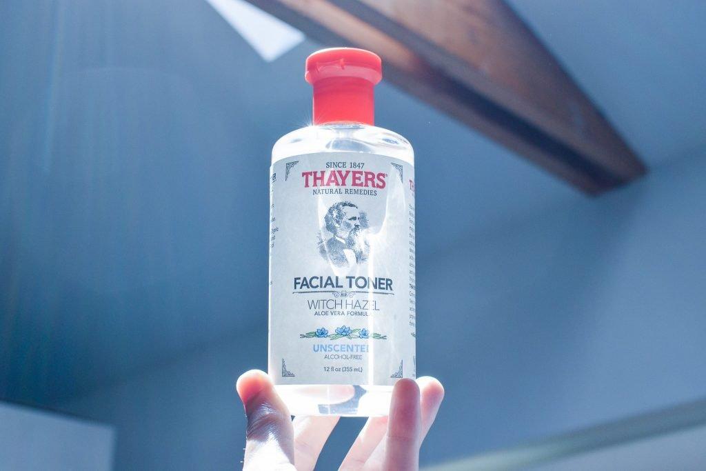 セイヤーズ化粧水アルコールフリー(無香)のボトル